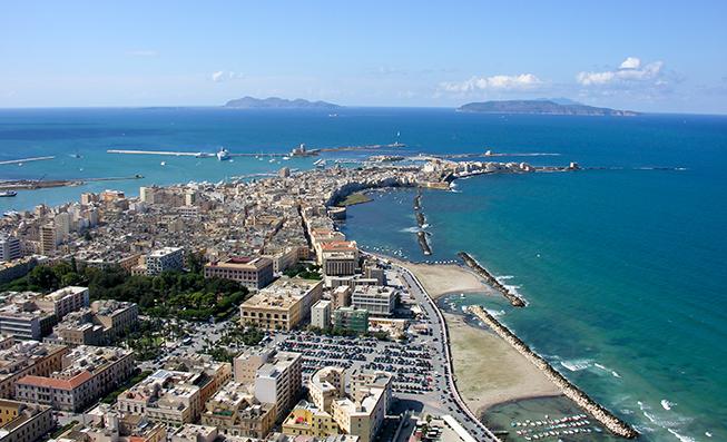 Italienisch Sprachreise nach Trapani - Sizilien