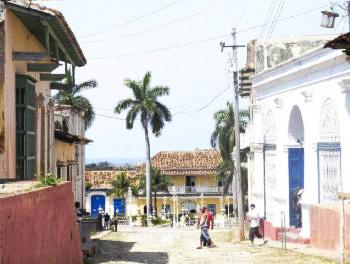 Spanisch lernen in Trinidad de Cuba