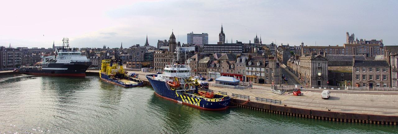 Aberdeen - Englisch lernen in Schottland