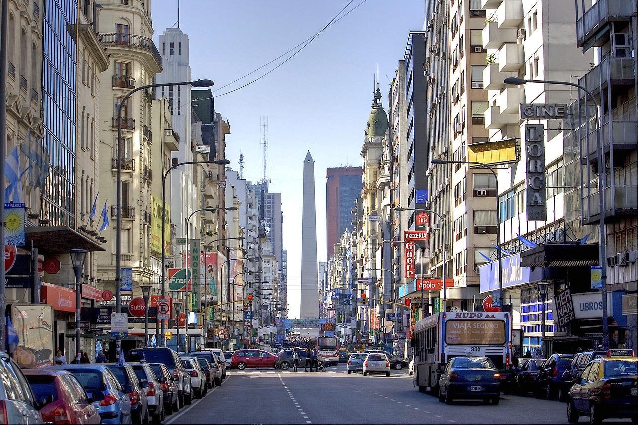 Buenos Aires - Spanisch lernen in Argentinien