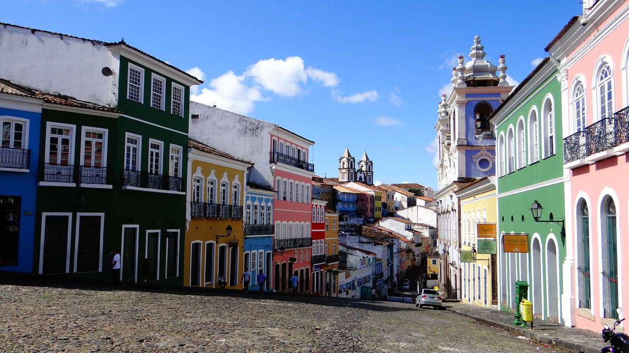 Salvador da Bahia - Portugiesisch lernen
