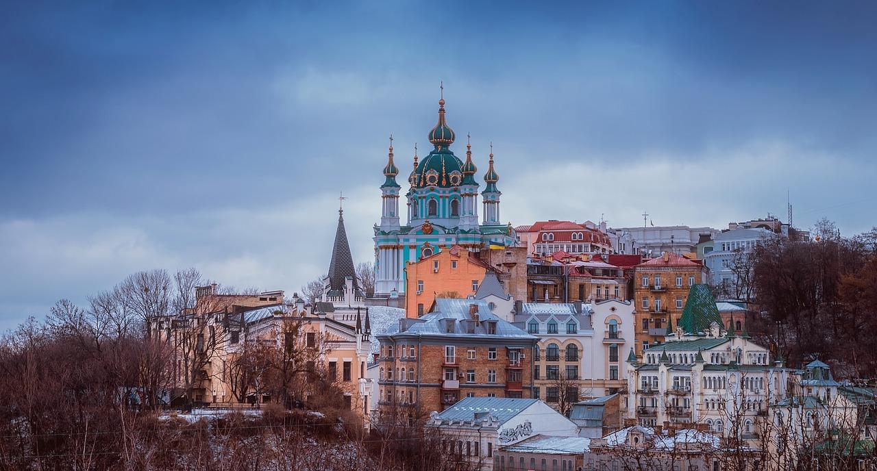 Russisch Sprachreise nach Kiev
