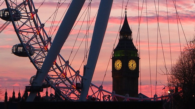 London Eye - Englisch Sprachkurs