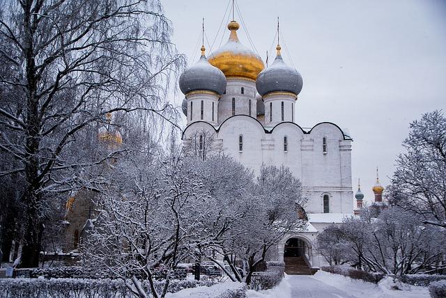 Russisch lernen in Moskau