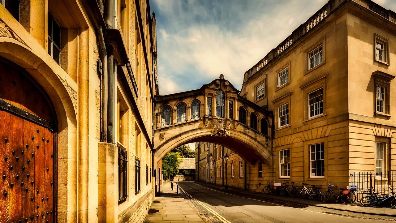 Englisch lernen in Oxford