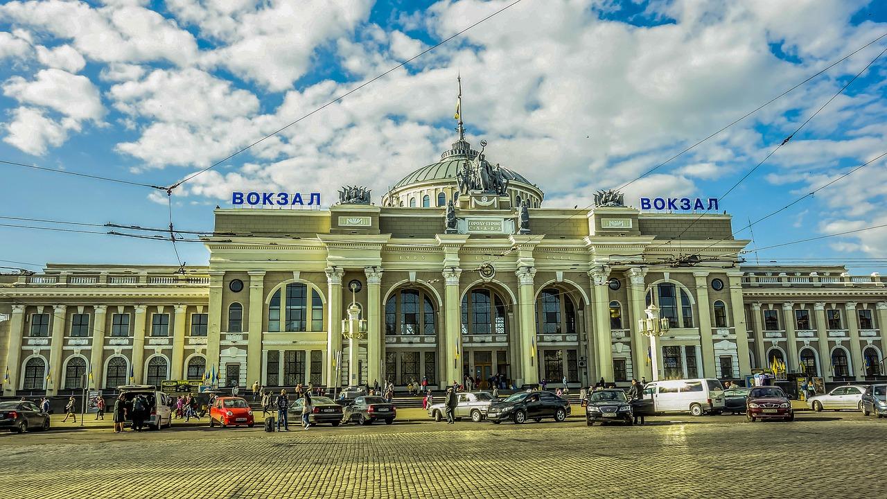 Odessa Hauptbahnhof