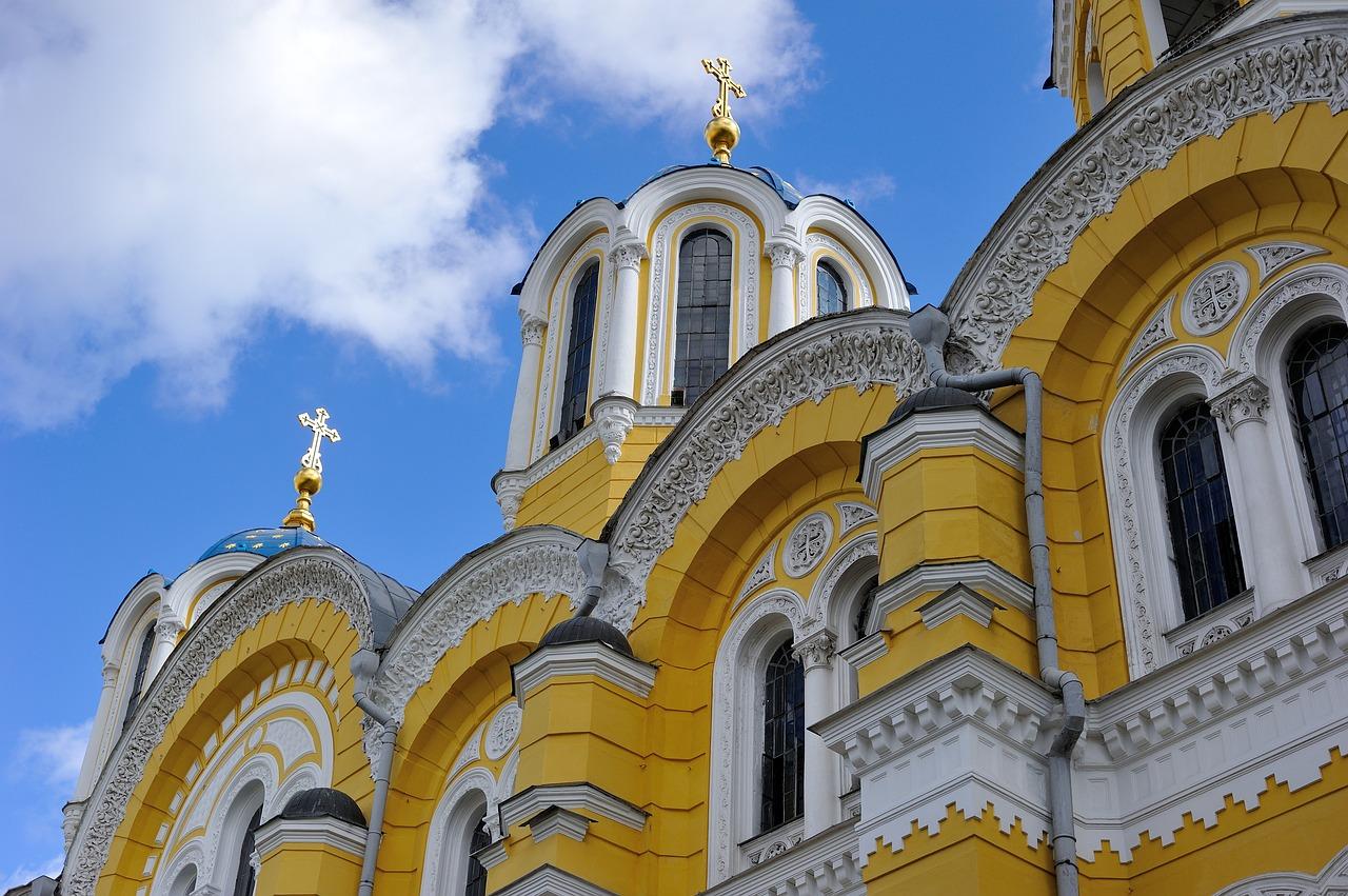 Kirche, Kiev - Russischkurs
