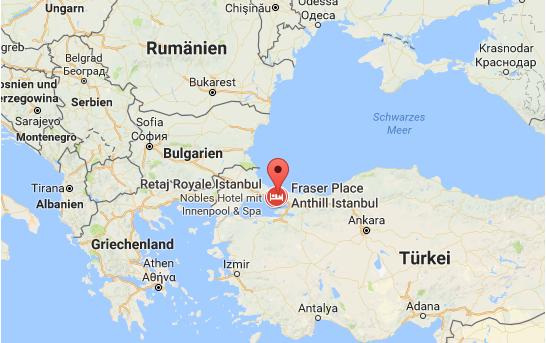 Istanbul - Spachreise nach die Türkei