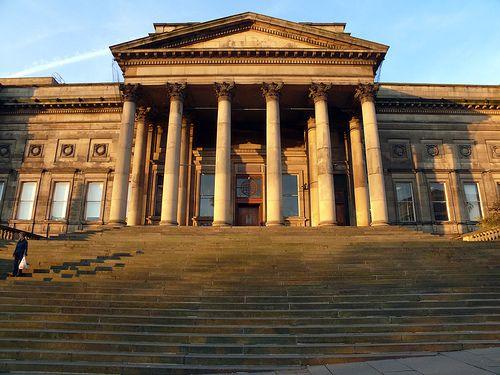 Englisch Sprachreisen Liverpool - Museum