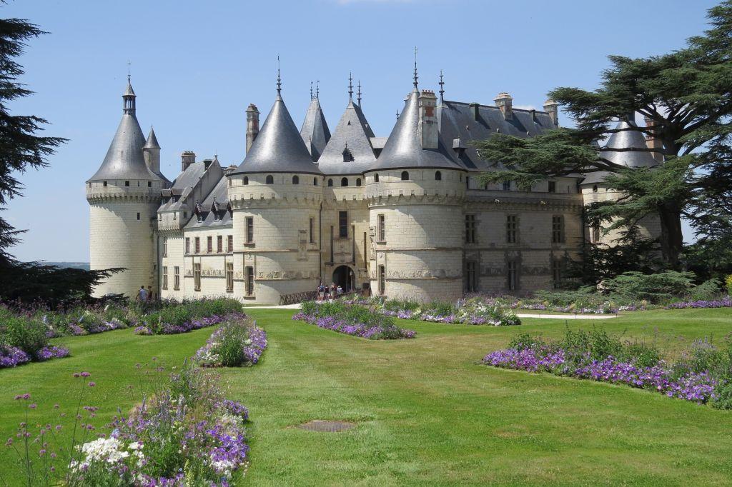 Die Schlösser der Loire, Frankreich
