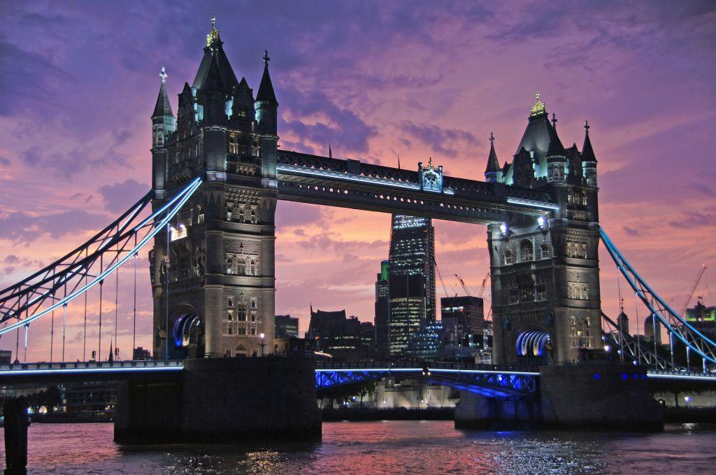 Die Turm-Brücke in London