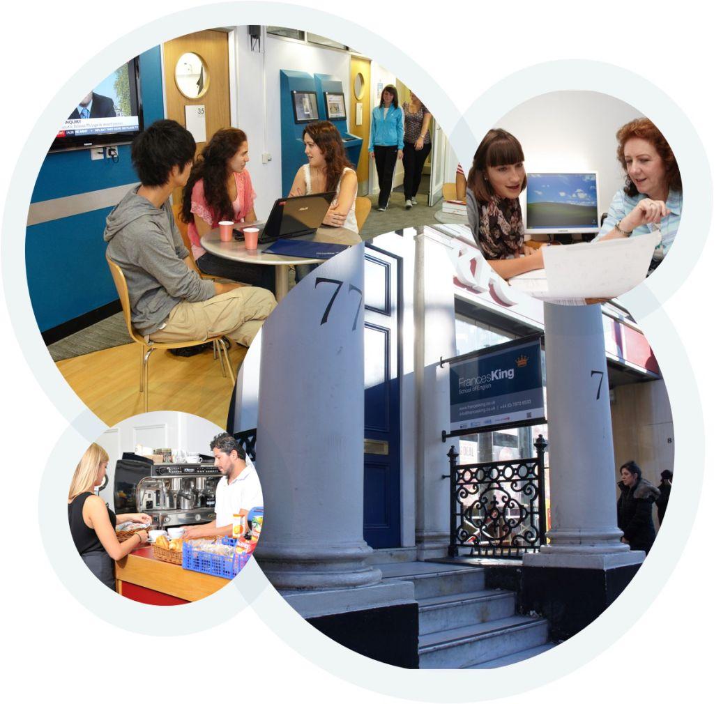 Die Sprachschule in London