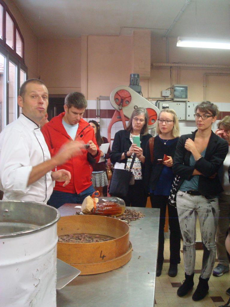 Chocolat - die Sprachschule in Lyon