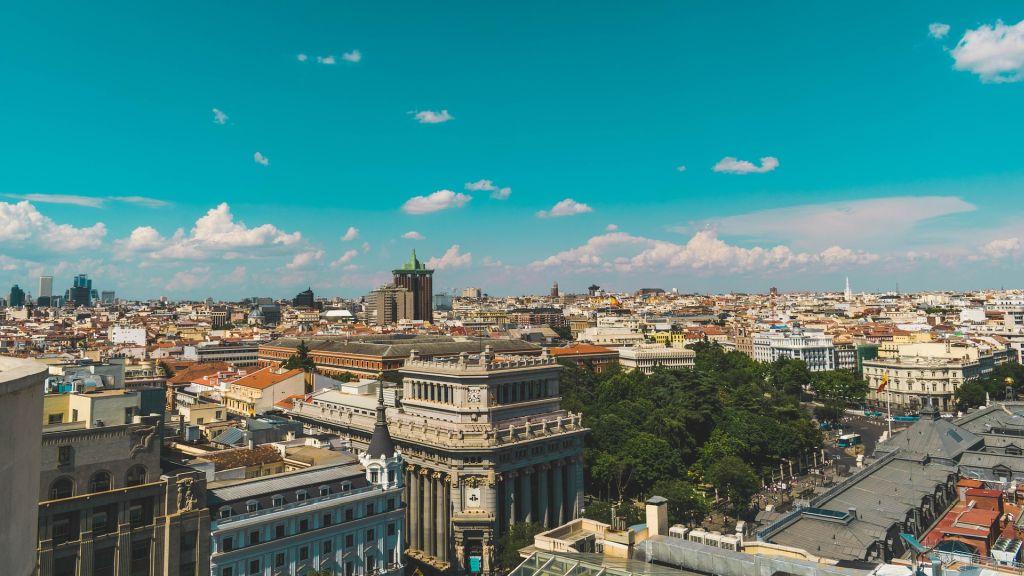 Die Stadt, Spanisch lernen in Madrid
