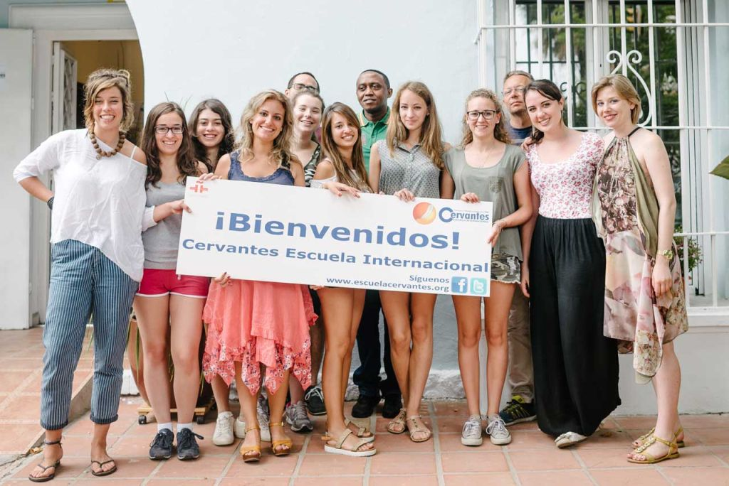 Willkommen in unserer Sprachschule in Malaga!