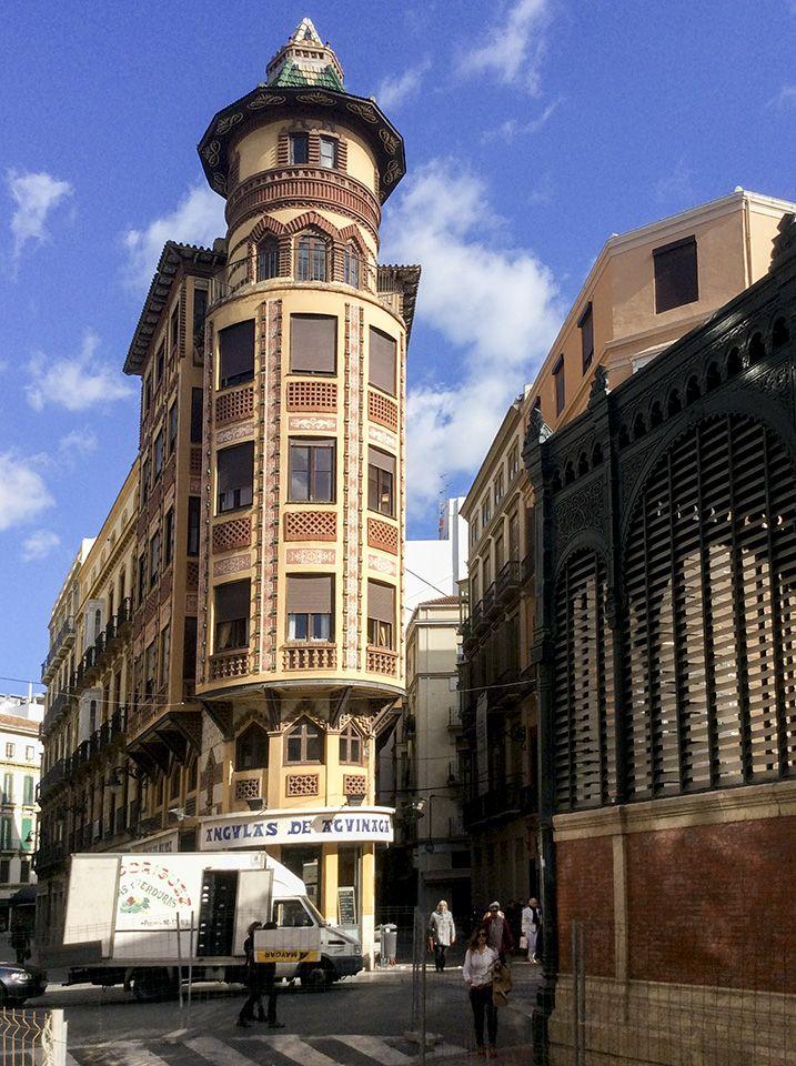 Sprachreise nach Málaga - Stilvolle Altstadt
