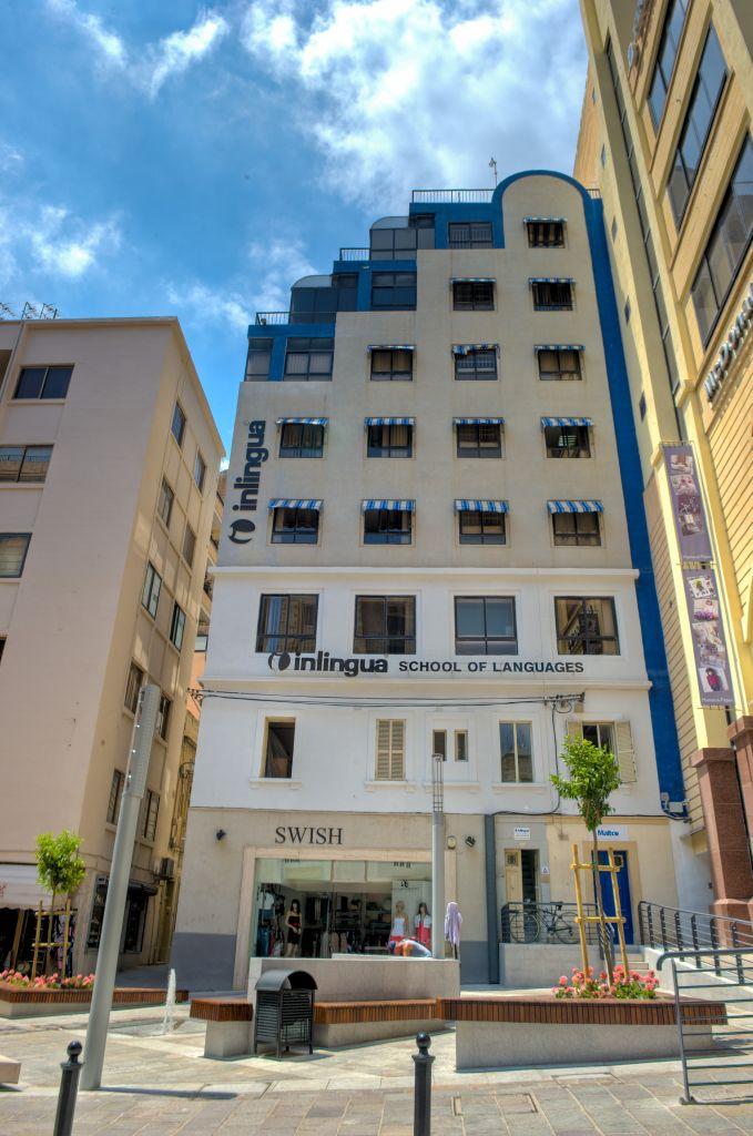 Die Sprachschule in Malta