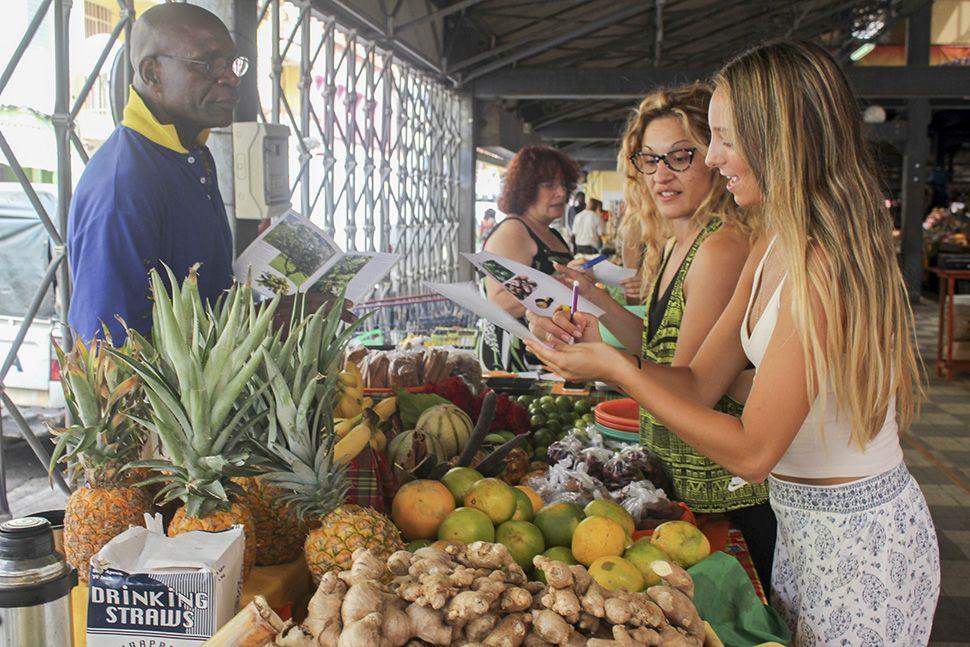 Französisch lernen in Martinique - Student