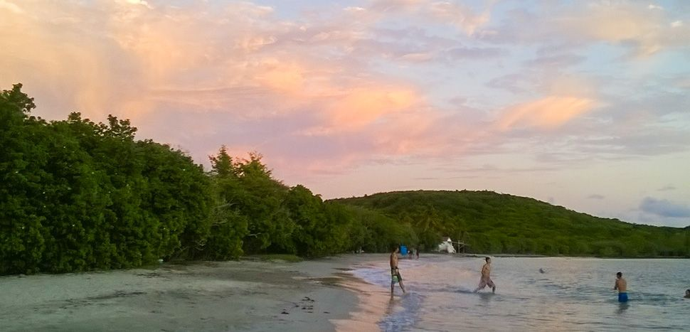 Französisch Sprachreisen Martinique - Sonnenuntergang