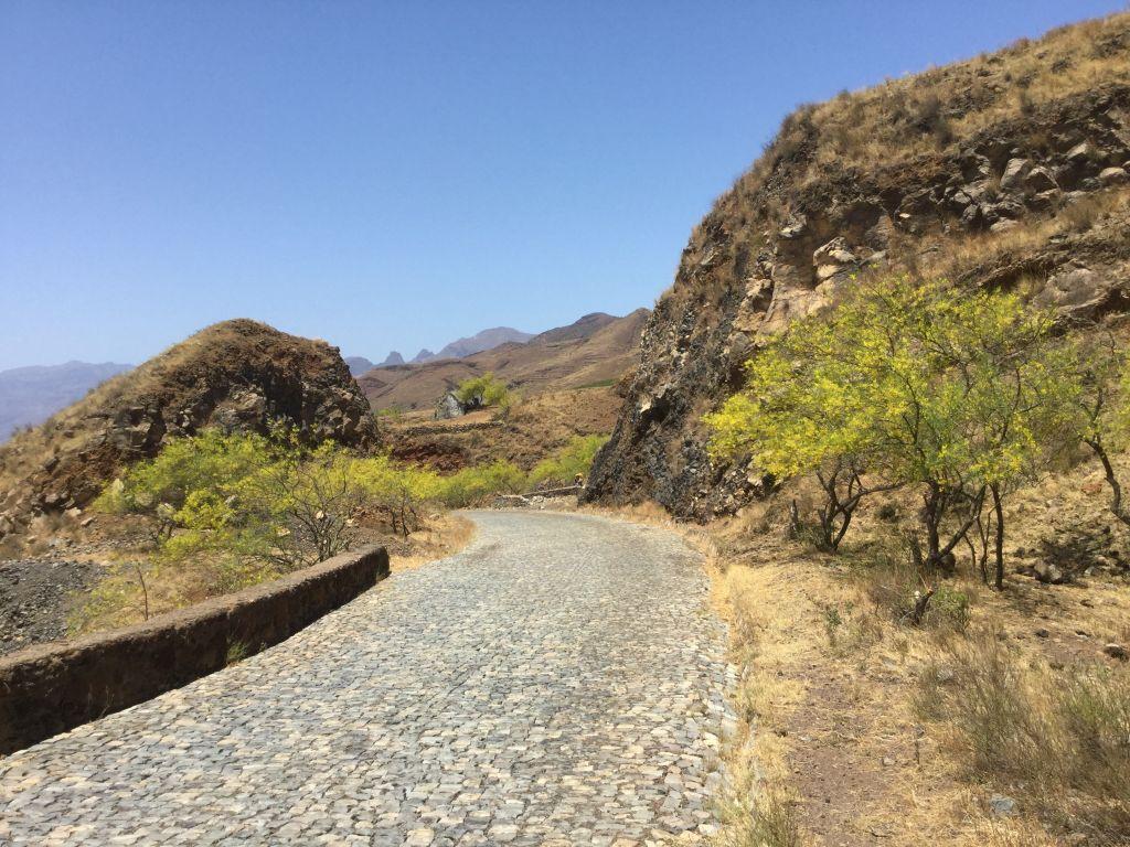 Portugiesisch Sprachkurse Cabo Verde, Ausflug nach Santo Antao