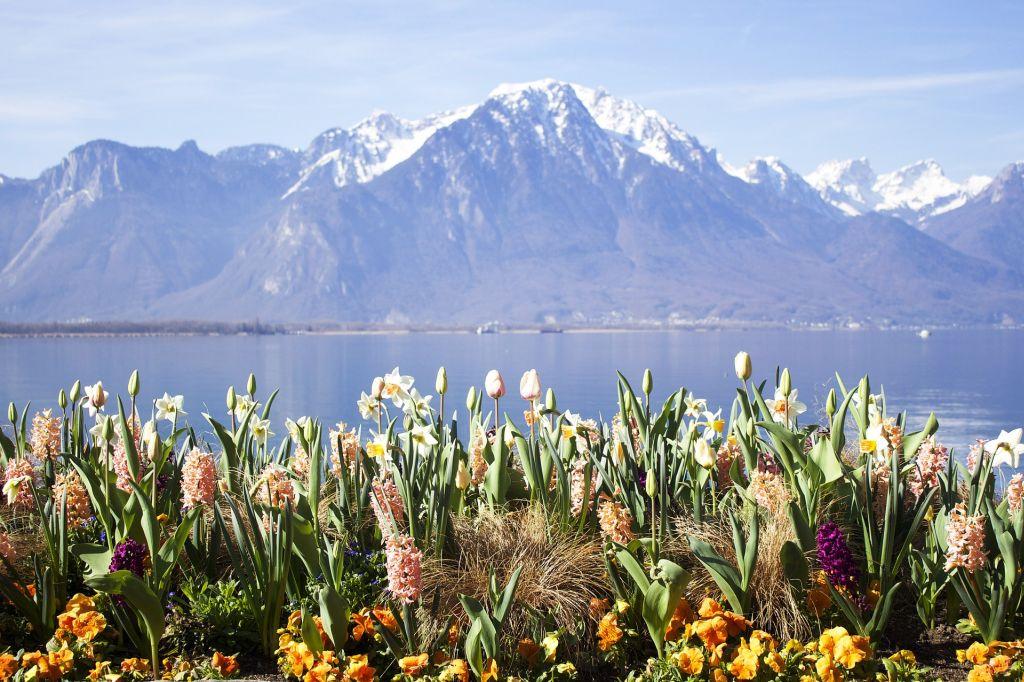 Montreux - Sprachreise nach Frankreich