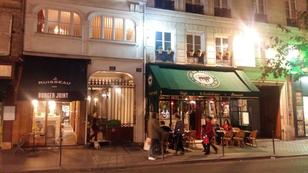 Die Sprachschule in Paris