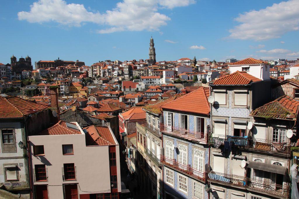 Die Altstadt, Porto - Portugiesisch lernen