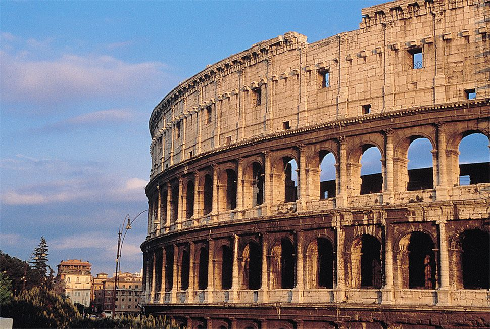 Italienisch lernen in Rom, il Colosseo
