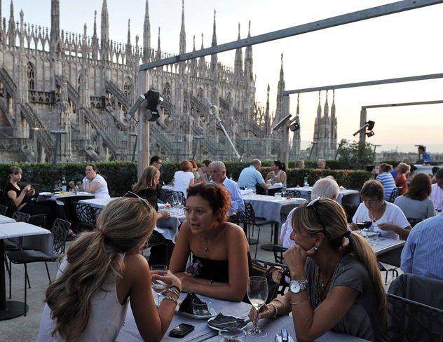 Freizeit mit der Sprachschule in Mailand