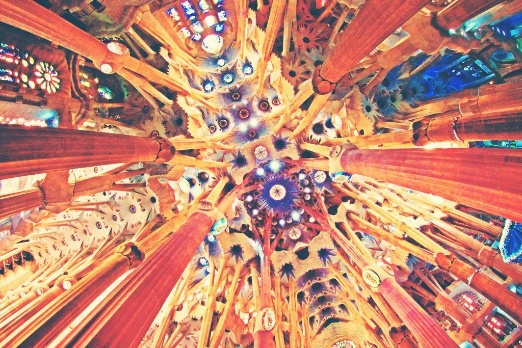 Sprachreise nach Barcelona - Die Sagrada Familia in Barcelona