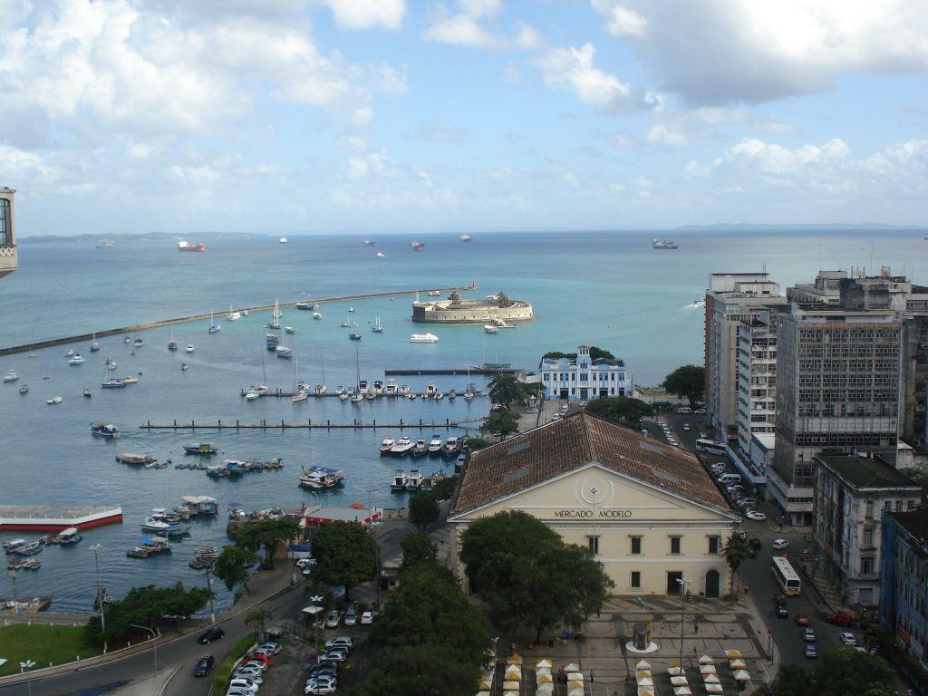 Salvador de Bahia, Pelorinho