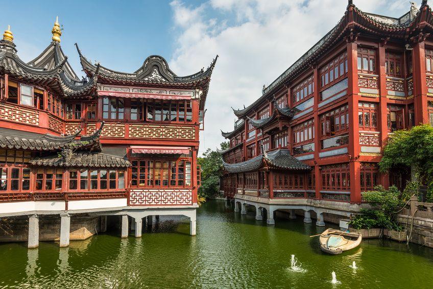 Chinesisch in Shanghai