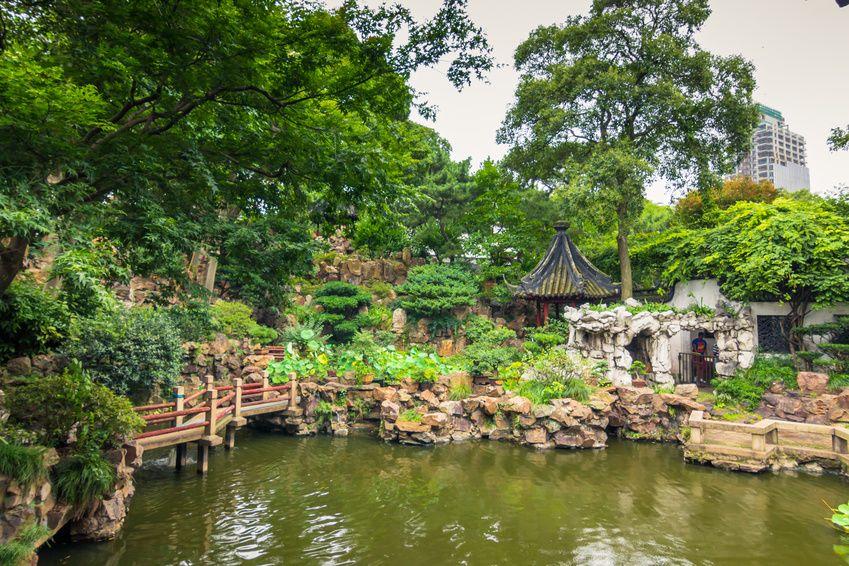 Shanghai - Yuyuan Garten