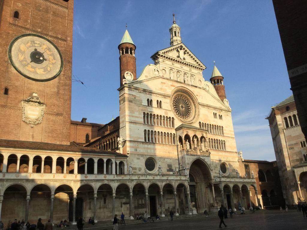 Sprachreise Mailand  - Ausflug nach Cremona - Dom