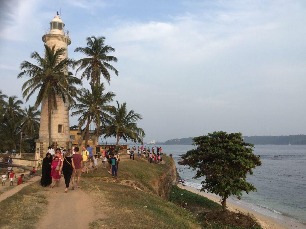 Englisch lernen auf Sri Lanka