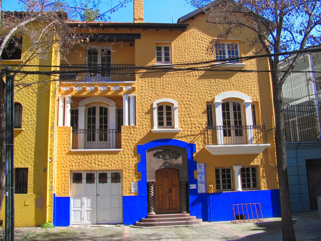 Unsere Sprachschule in Santiago de Chile