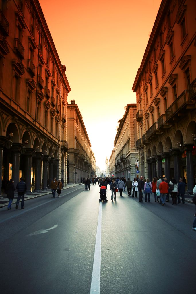 Turin, Piedmont - Sprachreisen nach Italien