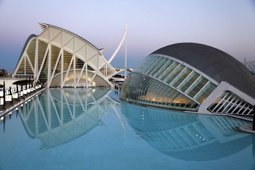 Valencia - Oceanografic - Spanisch Sprachreise