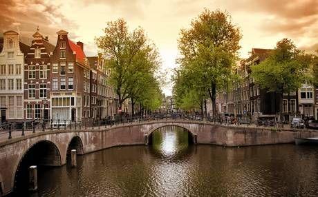 Innenstadt Amsterdam