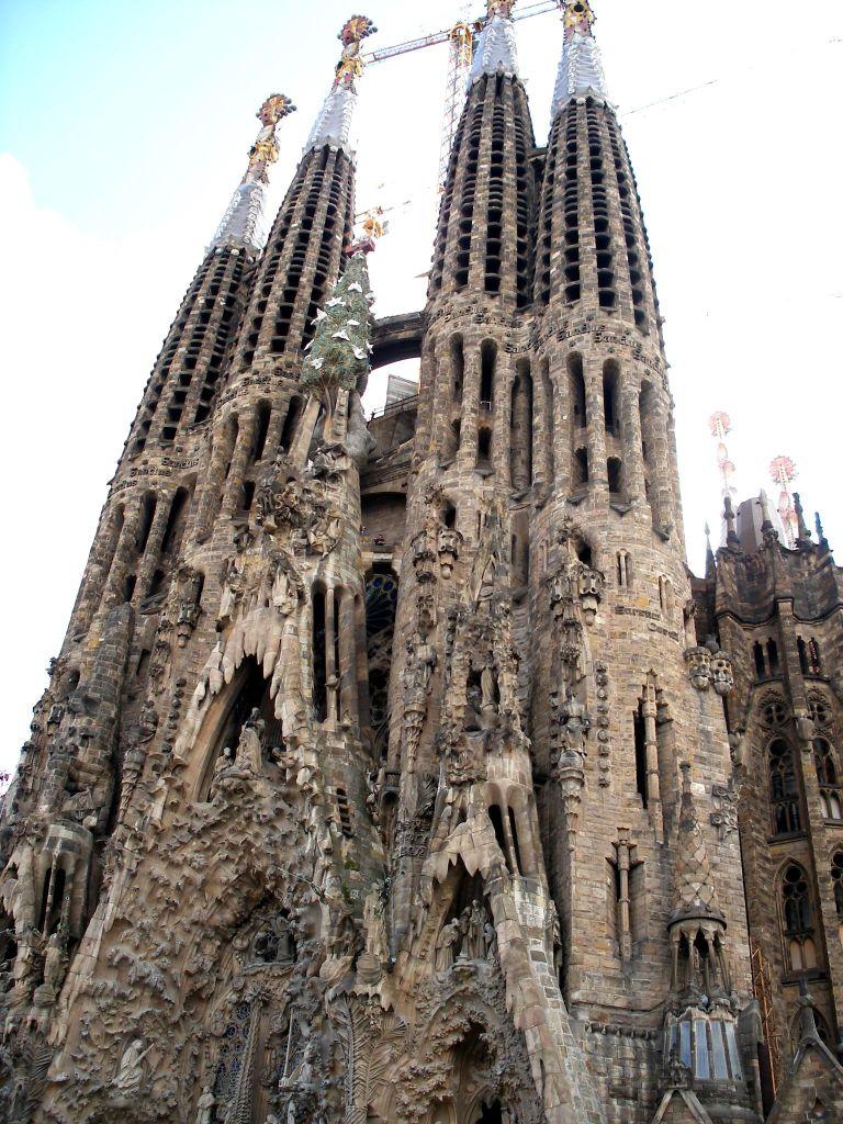 Sagrada Familia Barcelona - Sprachreise nach Barcelona