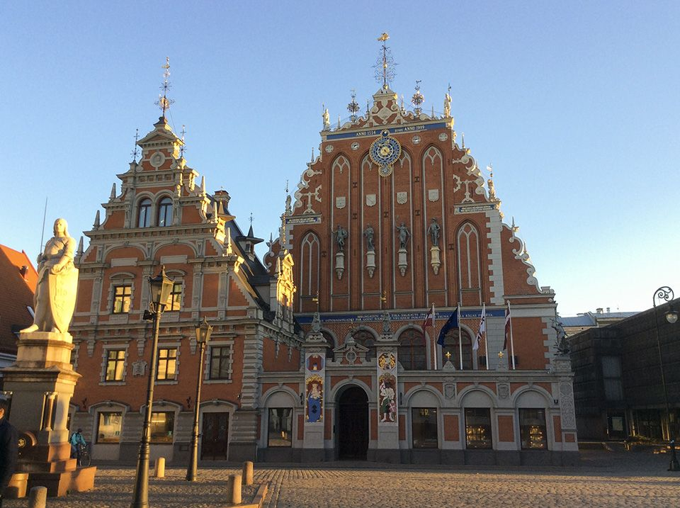 Russischkurse in Riga