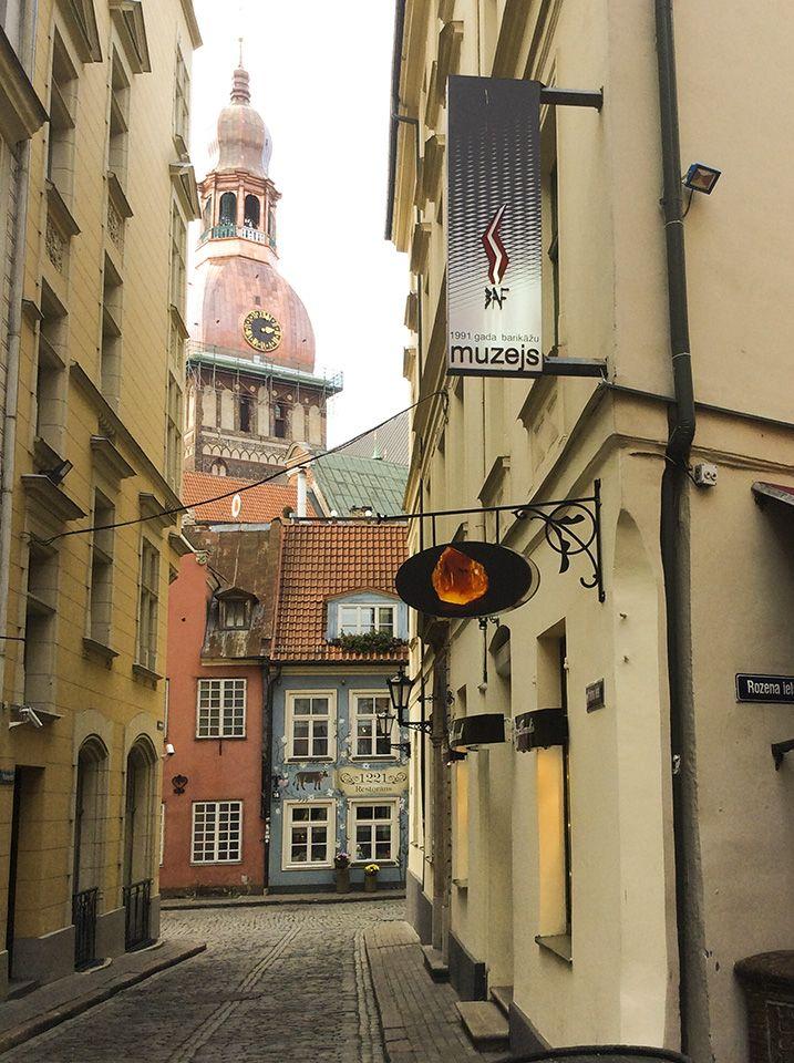 Russisch lernen in Riga