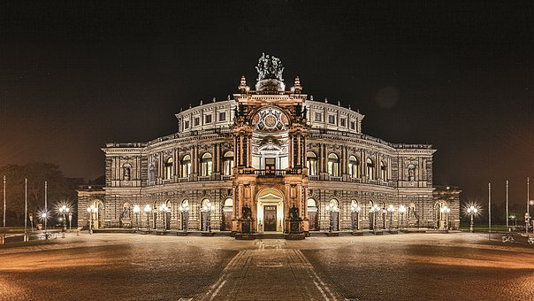 Dresden - Deutschkurs