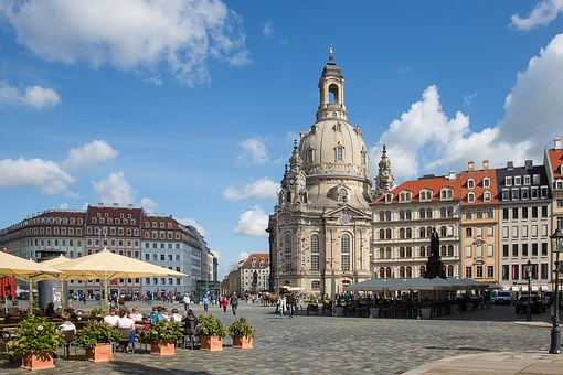 Dresden - Deutsch lernen