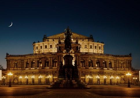 Deutsch lernen in Dresden