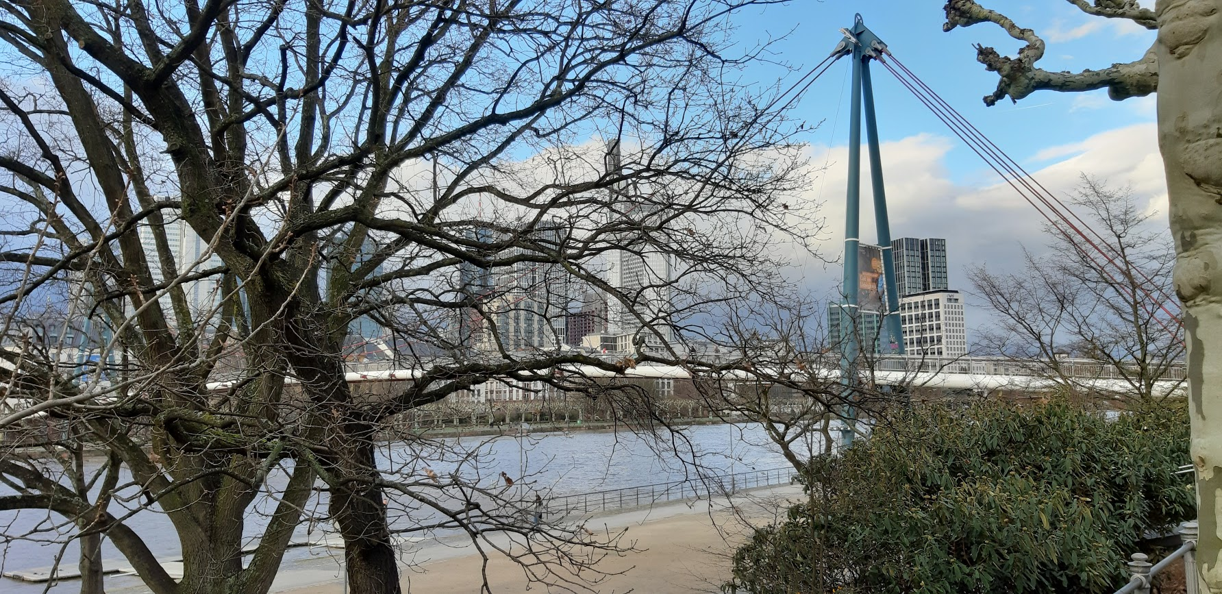 Mainufer Frankfurt