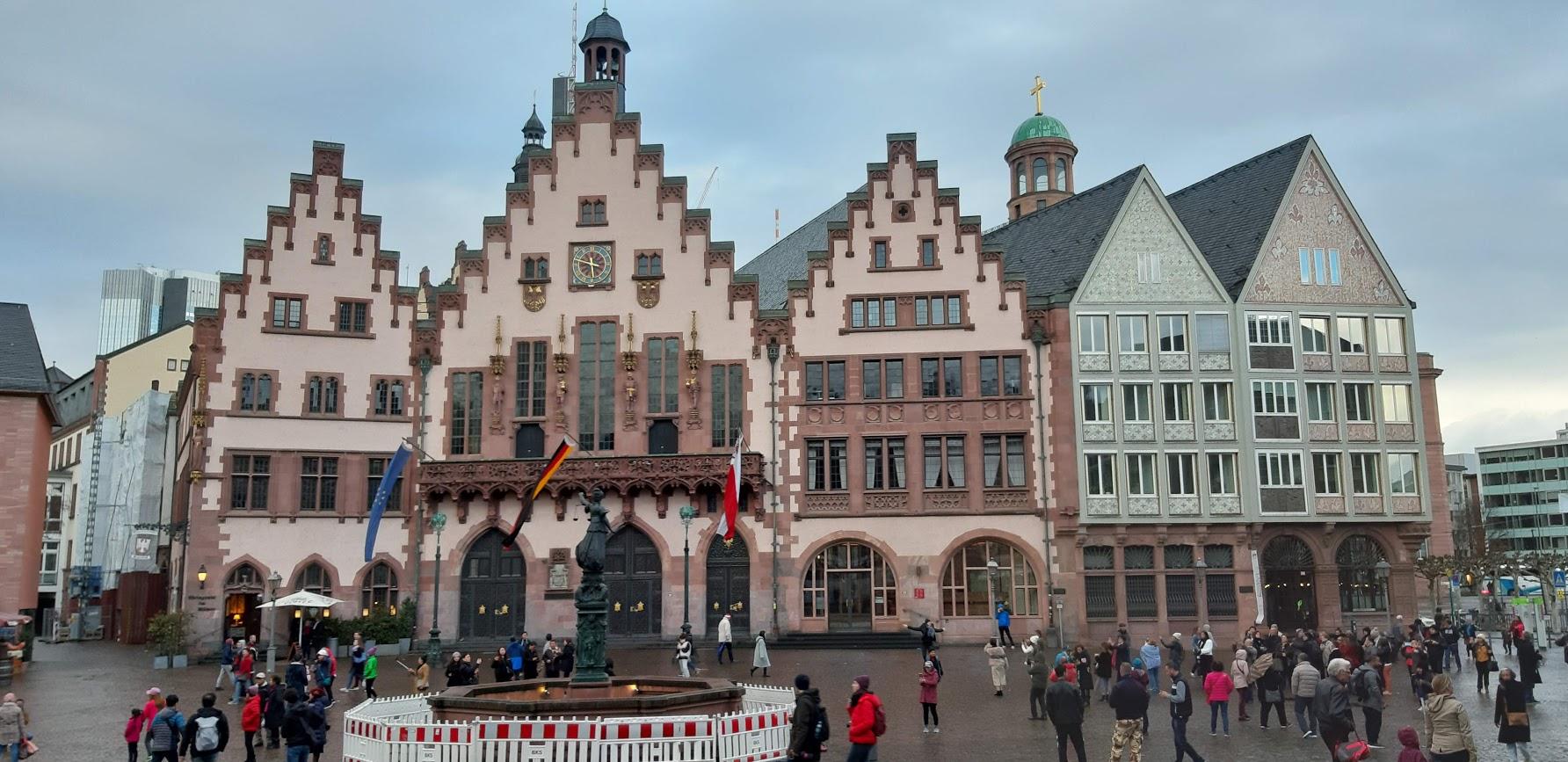 Römer - Old Town Frankfurt