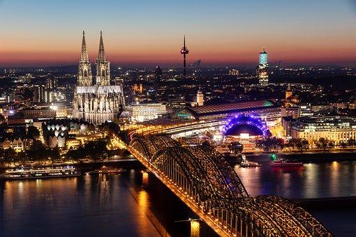 Kölner Dom - Deutschkurse