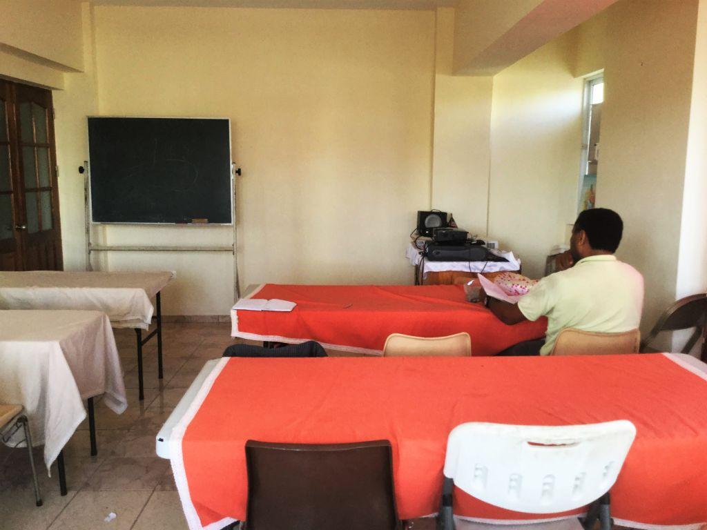 Die Portugiesisch Sprachschule in Mindelo Kapverden