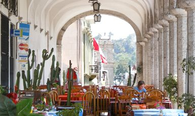 Bildungsurlaub in Arequipa Perú